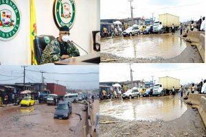 FG commences rehabilitation of Sango-Otta Roads