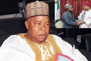 Latest news is that Gov Ishaku condoles with Plateau counterpart over Mantu's death