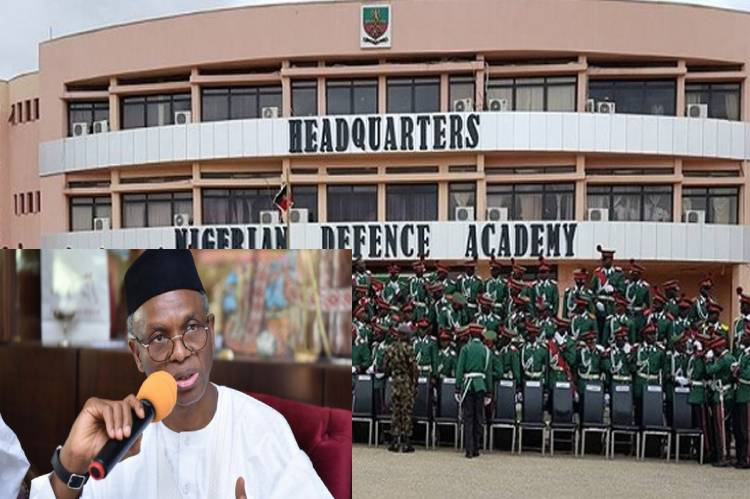 Governor Nasir El-Rufai commiserates with NDA over loss of officers
