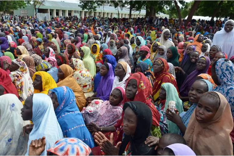 Latest news is that IDPs want Govt to equip security operatives with modern equipment