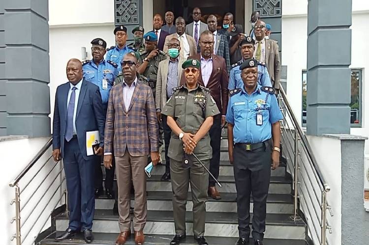 Just In: IGP meets with Gov Obaseki, seeks collaboration on Community Policing
