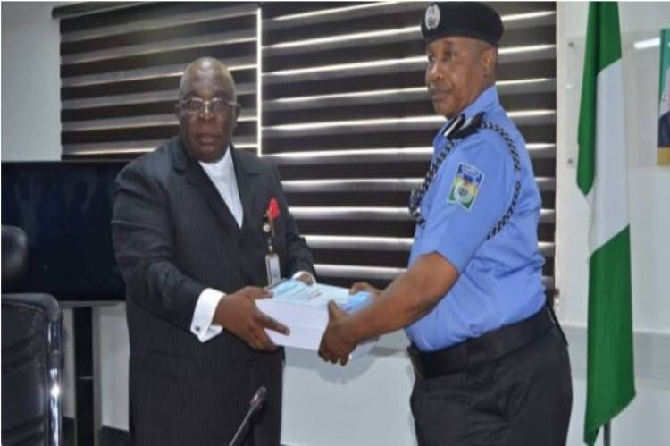 Latest news in Nigeria is that IGP receives NPF panel report on DCP Abba Kyari