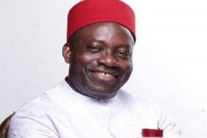 Latest news in Nigeria is that INEC publishes Charles Soludo's name as APGA candidate in Anambra