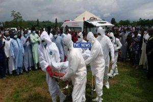 Latest news is that Ex-deputy Senate president, Ibrahim Mantu, buried in Abuja