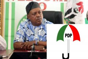 Secondus' fate uncertain as PDP governors' meeting deadlocked