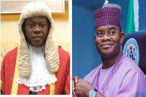 Justice Baba-Yusuf's appointment as acting FCT Chief Judge a perfect fit - Gov Bello