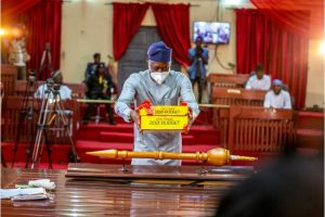 Lates news is that Makinde sends N50b Supplementary budget to Oyo Assembly