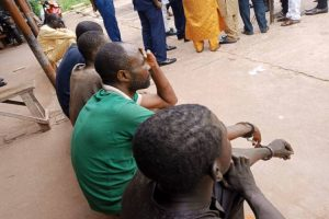 Latest news is that Man paraded for abducting 14-year-old-girl, demands N5m ransom