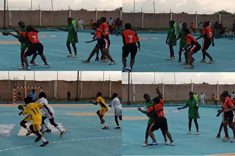 National Handball U-22 Girls: Sokoto Rima Girls beat Plateau girls 21-4