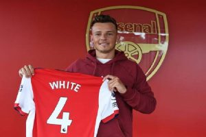 Brighton defender, Ben White completes Arsenal move, signs £50 million deal