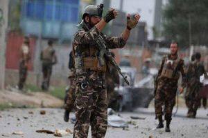 Flights suspended as Taliban rockets hit Kandahar airport