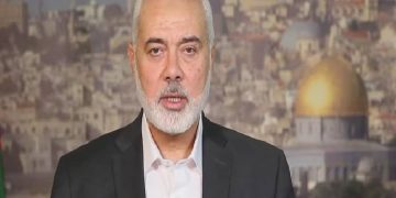 Hamas re-elects Ismail Haniyeh as supreme leader