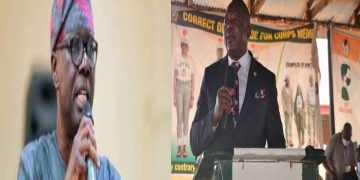 Latest Breaking News in Nigeria : Governor Sanwoolu, State Coordinator charge new corps members on character