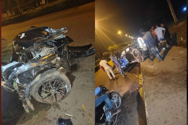 Latest Breaking News about Ondo State: 1 FUTA Student, 4 Others injured in Akure Accident