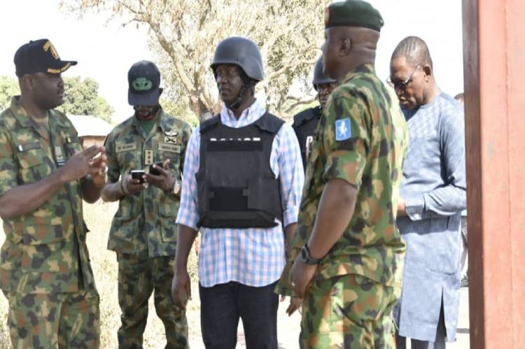 Latest Breaking News In Kaduna State: Gunmen kill 6 in Kaduna, raze 8 houses