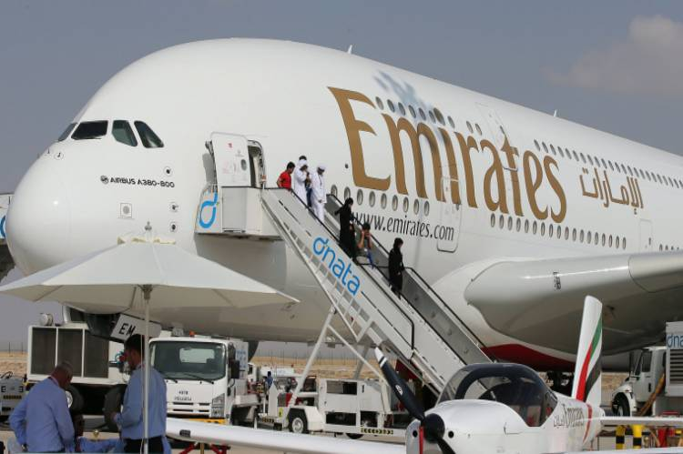 Latest Breaking News about Emirates Airlines in Nigeria: UAE lifts ban on flights to and from Nigeria
