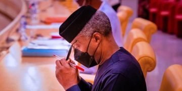 Latest Breaking News about The Federal Executive Council: Vice President, Yemi Osinbajo, presides over virtual FEC meeting