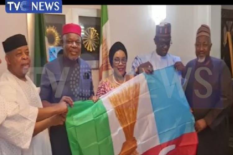Current news about the latest defection: A member, Board of Trustees of the Peoples Democratic Party, Senator Joy Emordi, today defected from the Peoples Democratic Party to the All Progressives Congress.