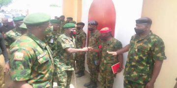Latest Breaking News about Zamfara state: Chief of Army Staff arrives Zamfara