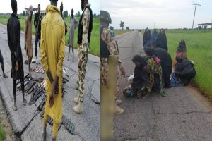 Latest Breaking News From Borno State: Boko Haram/ISWAP members surrender to troops in Biorno