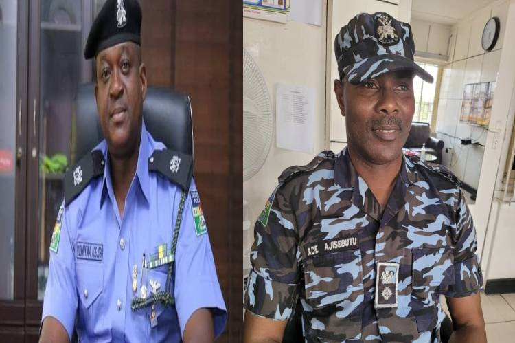 Latest Breaking News about Lagos State Police Command: Lagos Police Command gets new PPRO, Adejobi moves to Abuja