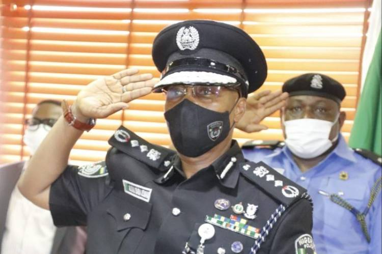 Latest Breaking News About The Nigerian Police Force: IGP redeploys 13 commissioners of Police