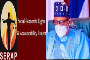 Investigate spending of ₦881bn by 367 MDAs without appropriation, SERAP tells Buhari