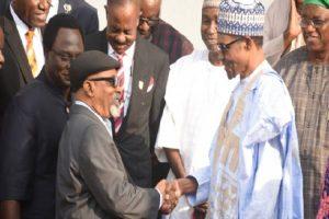 Buhari salutes Ngige for his selfless stewardship as he marks 69th birthday