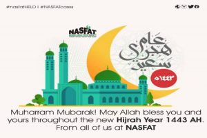 Latest Breaking News about Hijrah 1443: NASFAT Charges Muslims, Nigerians on National Unity, Covid-19