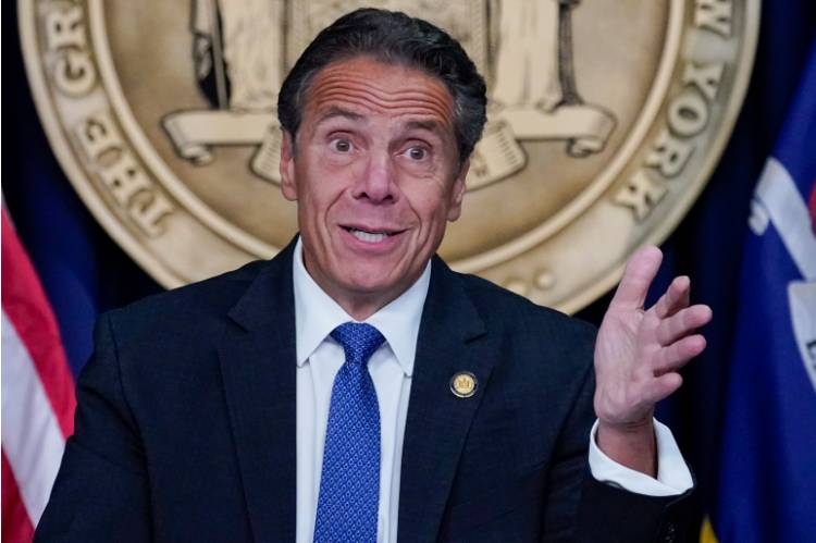 Latest Breaking News about New York: New York Governor, Andrew Cuomo, resigns