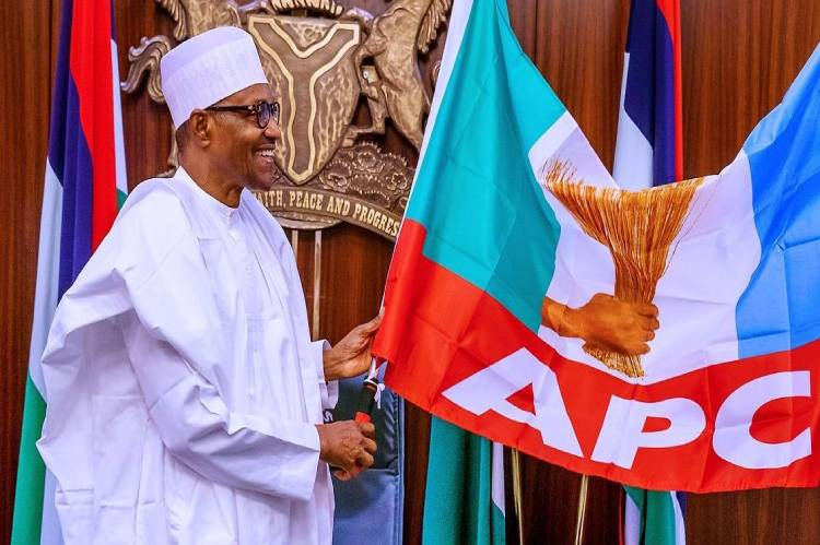 Latest Breaking News about The Federal Government APC Legacy Awareness and Campaign lists Infrastructure as FG's priority