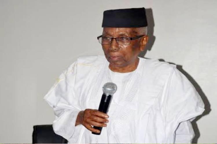 Latest Breaking News from Adamawa State: Elders Statesman, Ahmed Joda, dies at 91