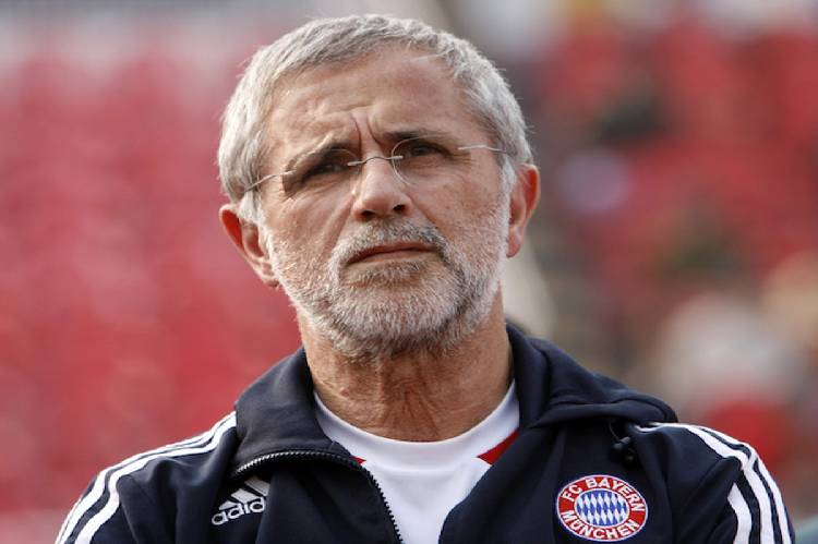 Legendary German striker Gerd Muller dead aged 75