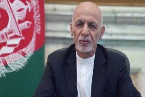 Afghan President Ashraf Ghani flees as Taliban takes over Kabul
