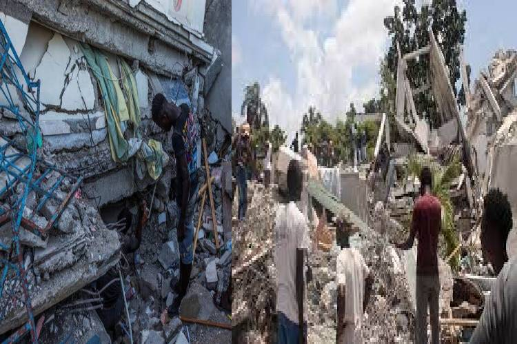 latest news about Haiti earthquake