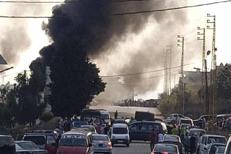 At least 20 dead, 79 injured in Lebanon fuel tanker explosion