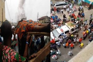 Angry youths protest killing of 15-year old by Amotekun officers in Ibadan