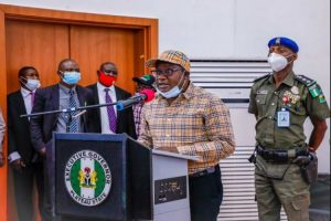 Governor Lalong relaxes curfew in Jos North, South, Bassa LGs