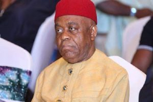 EFCC arrests former Abia governor, Theodore Orji