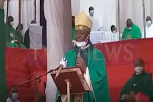2021 Catholic Bishops Conference: Onaga advises FG to revivew nation's security strategy