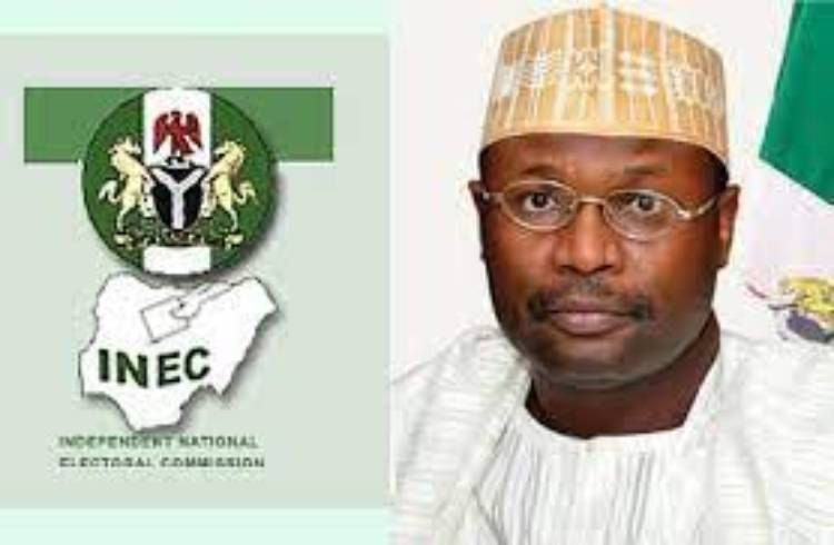 Latest Breaking News about INEC: wE HAVE REGISTERED OVER 2 MILLION NIGERIANS ONLINE IN 8 WEEKS