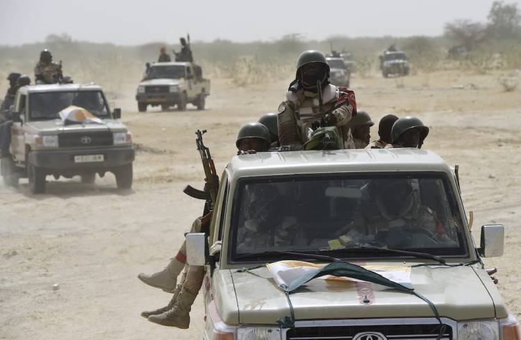 Latest Breaking News about MNJTF: MNJTF Troops ambush insurgents, kill scores in Monguno