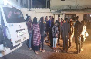 Latest Breaking News about JOS Crisis: Governor Ifeanyi Ugwuanyi evacuates Enugu students in UNIJOS
