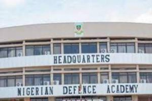 Latest Breaking News about Security in Nigeria: Bandits attack NDA headquarters, kill 3, abduct 1