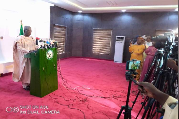 Latest Breaking News about Zamfara State: Declare State of Emergency in Northern Nigeria- Governor Matwalle
