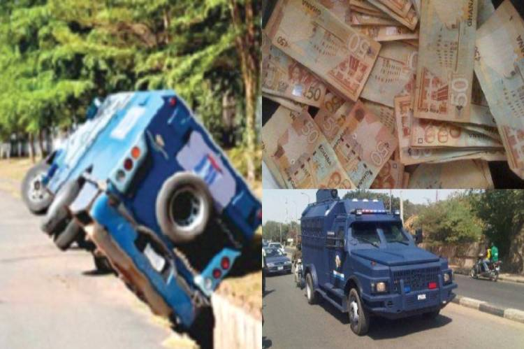 Latest Breaking News about Ondo State: Robbers again attack Bullion Van in Ondo