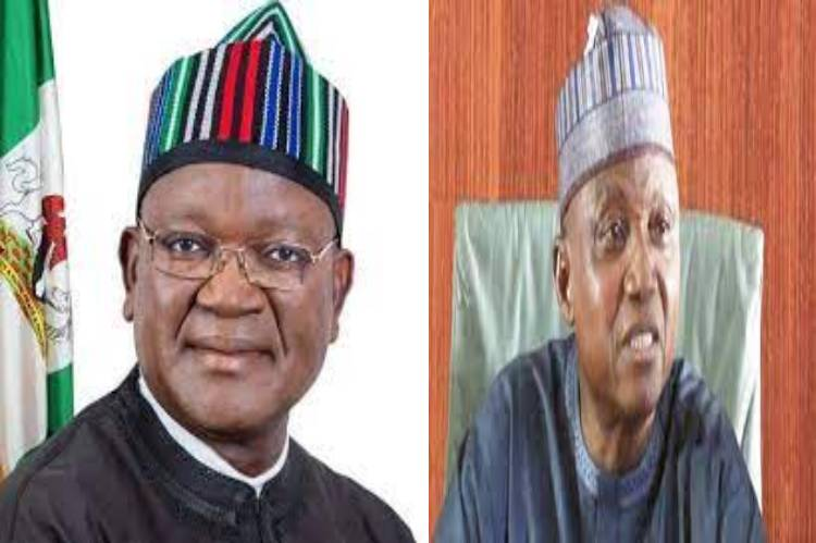 Latest Breaking News about Grazing Reserves in Nigeria: Governor Ortom is not fit for public Office - Presidency