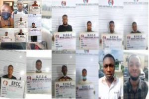 Court convicts 27 internet fraudsters in Rivers state
