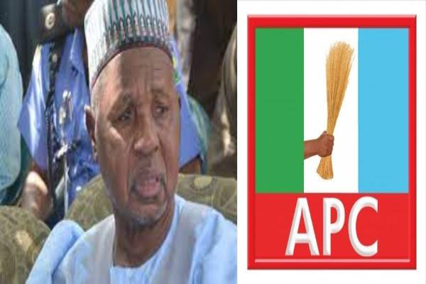 Latest Breaking Political News in Nigeria: Defend your party against critics - Governor Masari