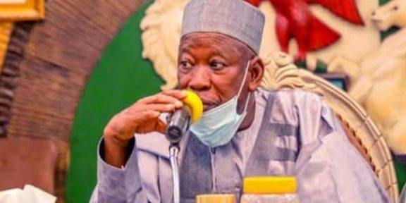 Latest Breaking News about Drug war in Nigeria: Governor Ganduje opposes legalising cannabis